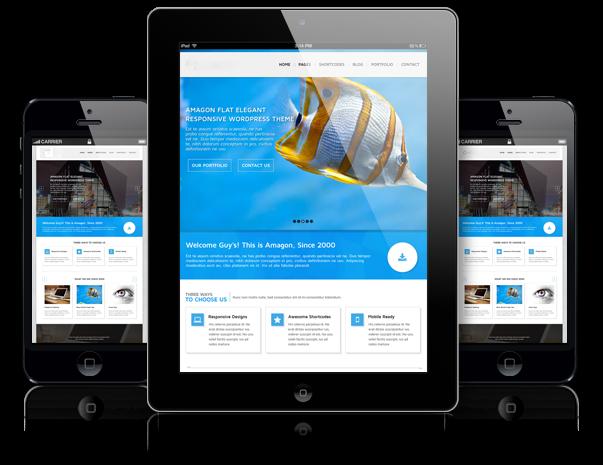 Адаптивный web дизайн